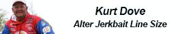 Alter Line Size for Jerkbait Success