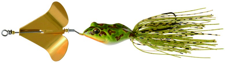 #5 Forest Green Reef Frog
